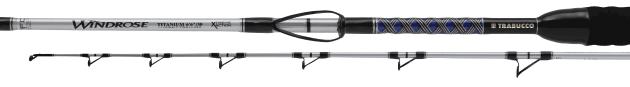 Windrose Titanium Trabucco Trolling Rod